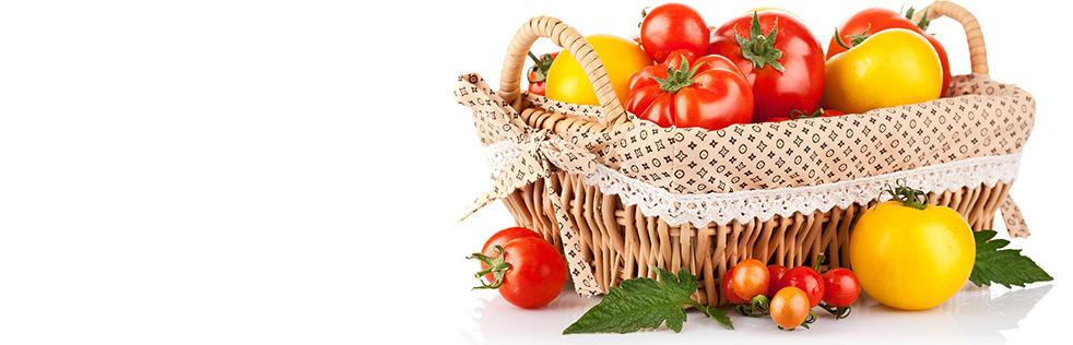 Vaše zelenina zraje u nás